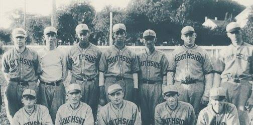 Southside baseball team, Ipswich MA