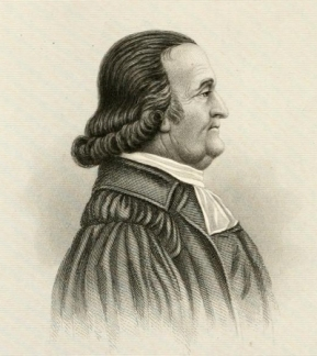 Rev. Barnard of the North Church, Salem