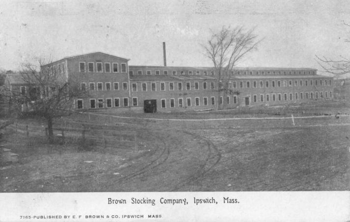 Brown's Stocking factory