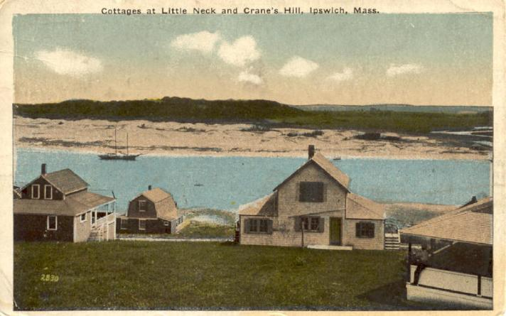 View from Little Neck