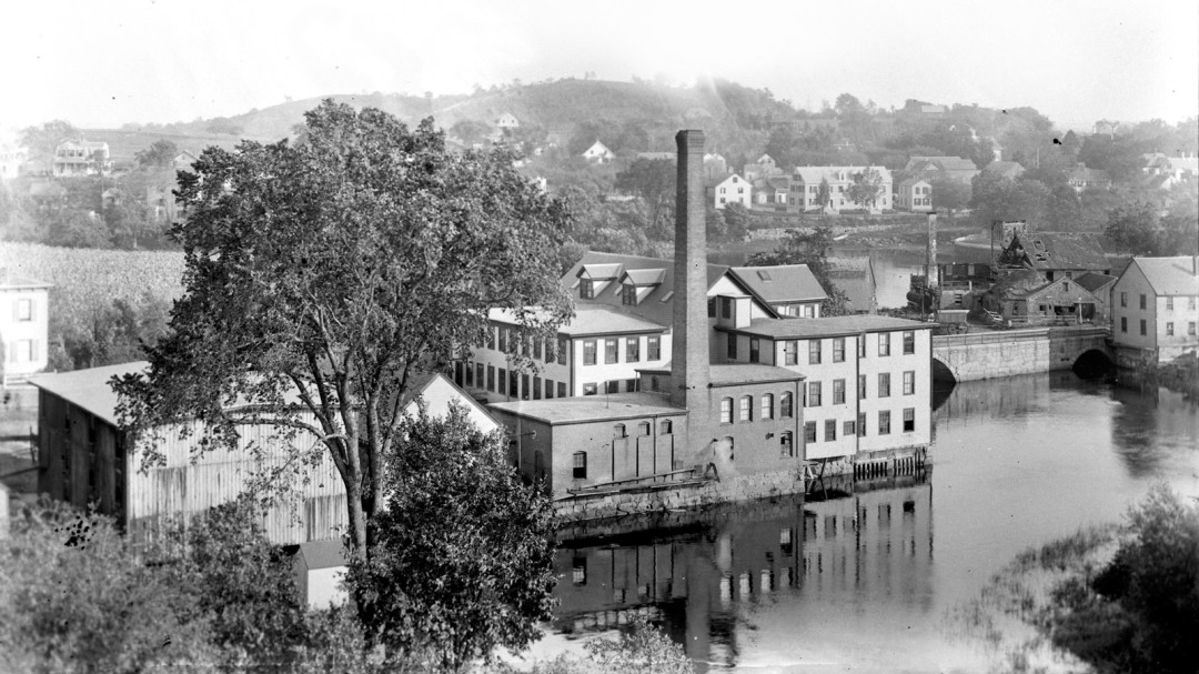Ipswich mill on County st.