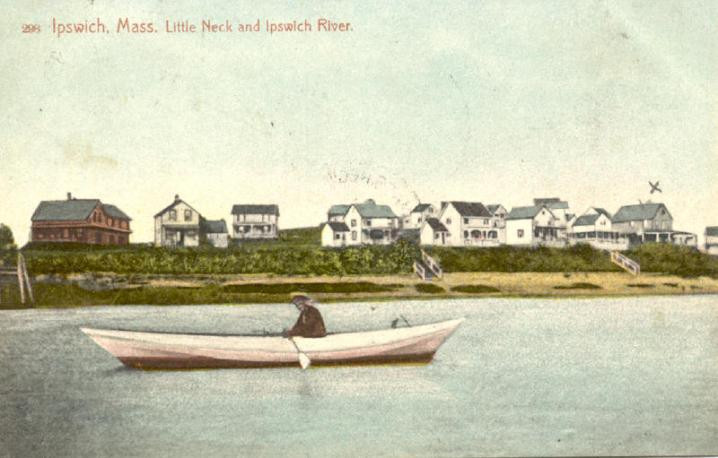 The Ipswich River and Little Neck