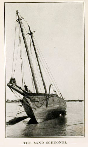 Schooner photo by Dr. Charles Townsend