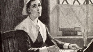 Ann Bradstreet, America's first published poet