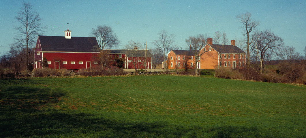Exterior, Cogswell's Grant, Essex, Mass.