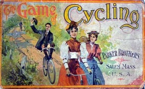 The Parker Brothers Game of Cycling, Salem MA