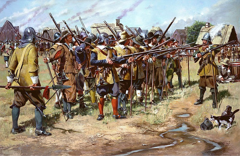 """1637""""First Muster"""""""