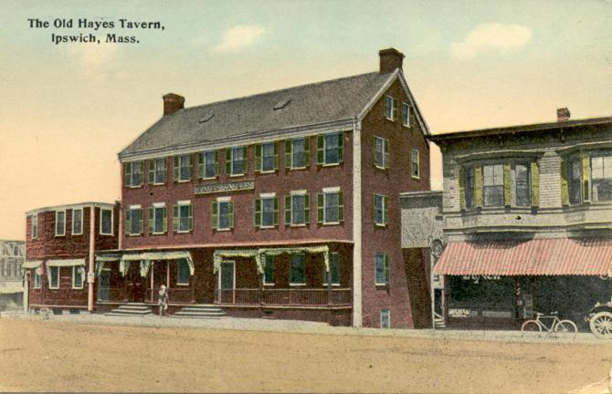 The Hayes Hotel at Depot Square