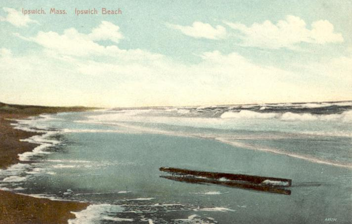 Ipswich River mouth