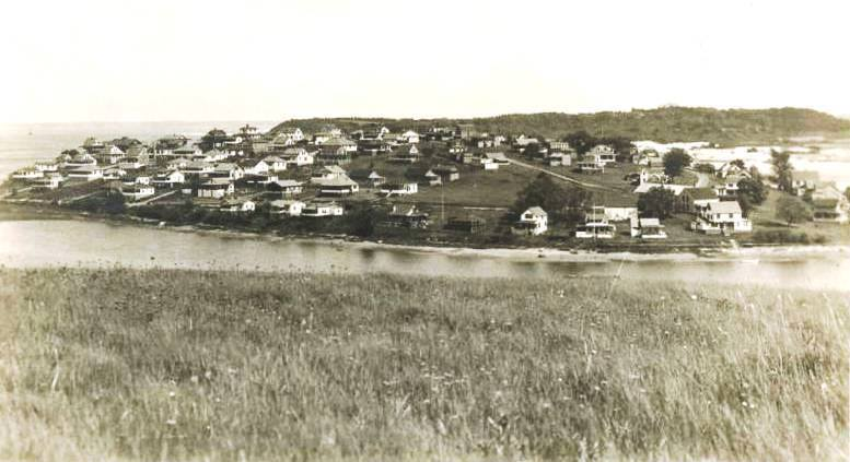 Cottages multiply in the early 20th Century