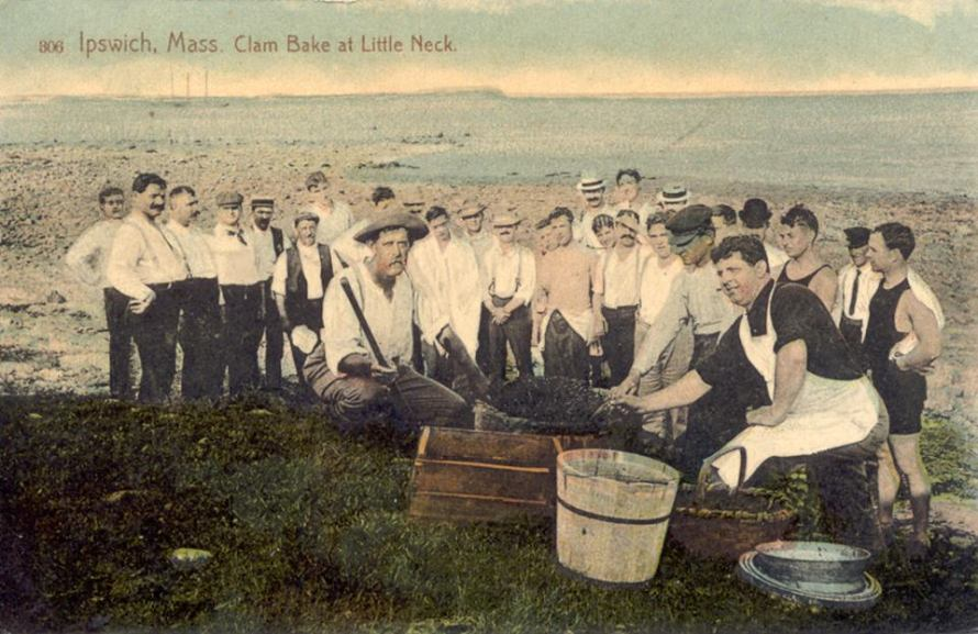 Clambake at Little Neck