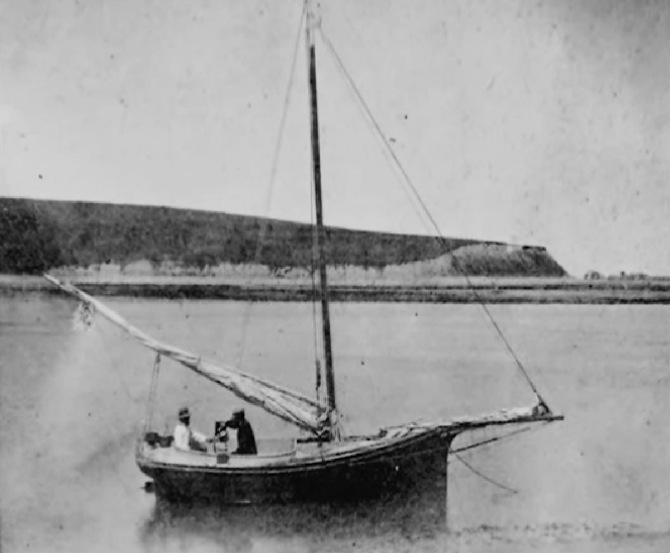 This photo of Little Neck is believed to have been taken in 1864. Photographer unknown.
