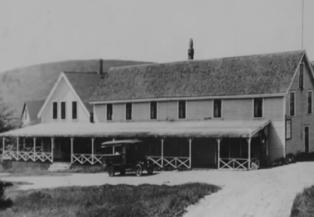 The Little Neck Store, courtesy of Bill George