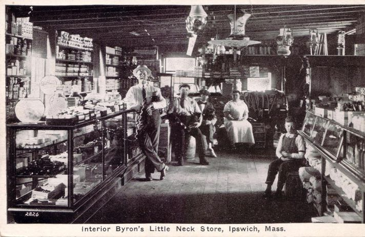 Byron's Store at Little Neck