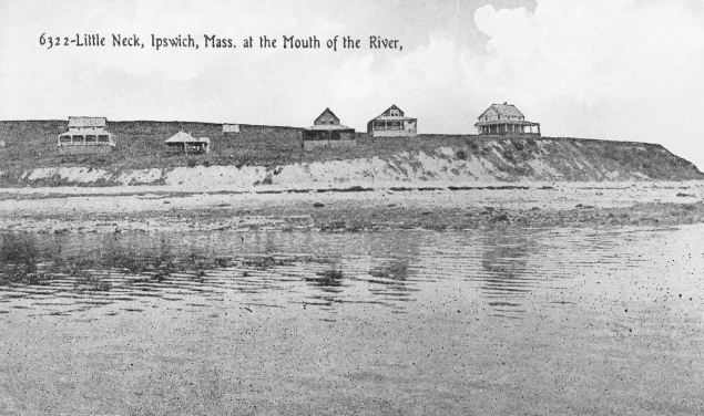 Little Neck in the late 19th Century.
