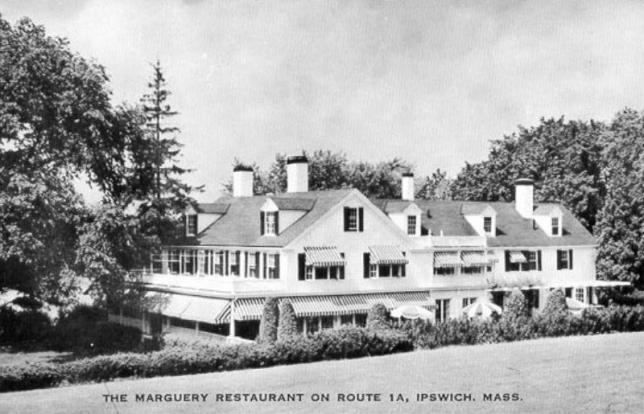 The Marguery Restaurant