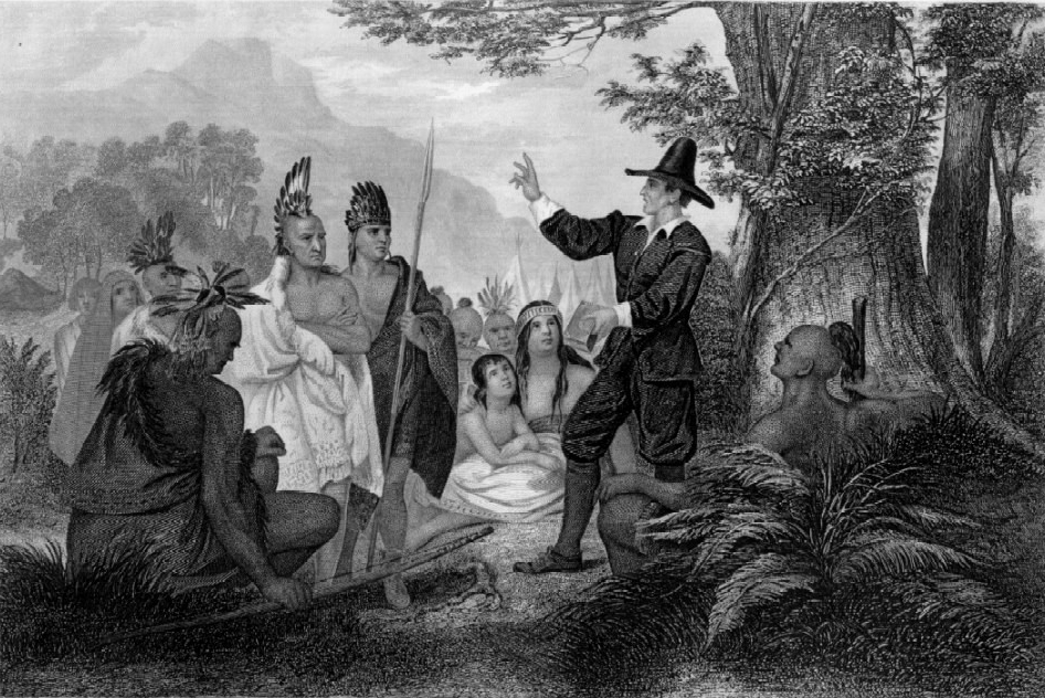 Wampanoag Praying Indians