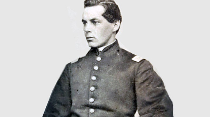 Thomas Ellsworth, Civil War hero