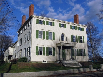 The home of John Heard  is now the Ipswich Museum