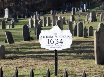 The Old North Burying Ground
