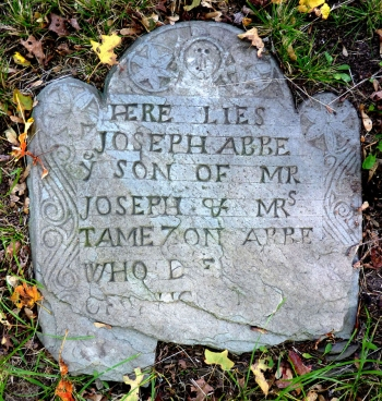 Joseph Abbe, section d102