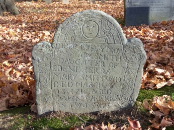 Mary Smith, section D27