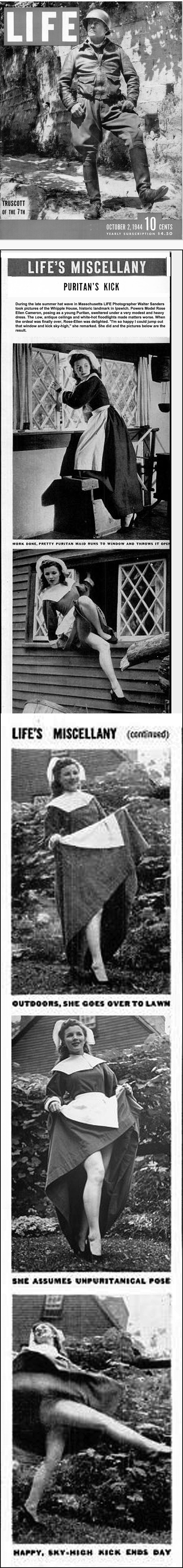 Life Magazine takes a look at the Whipple House