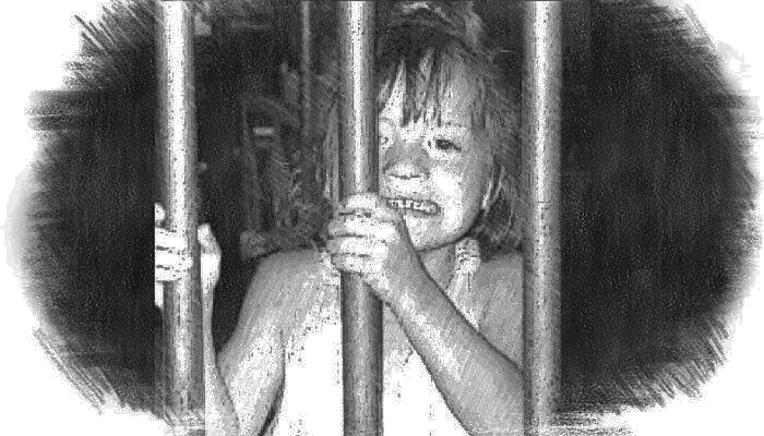 Four-year-old Dorothy Good is jailed for witchcraft, March