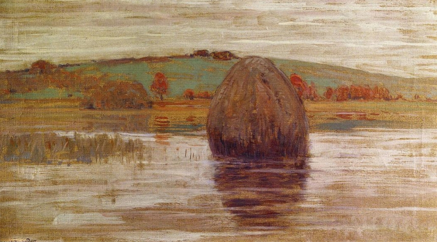Flood Tide by Arthur Wesley Dow
