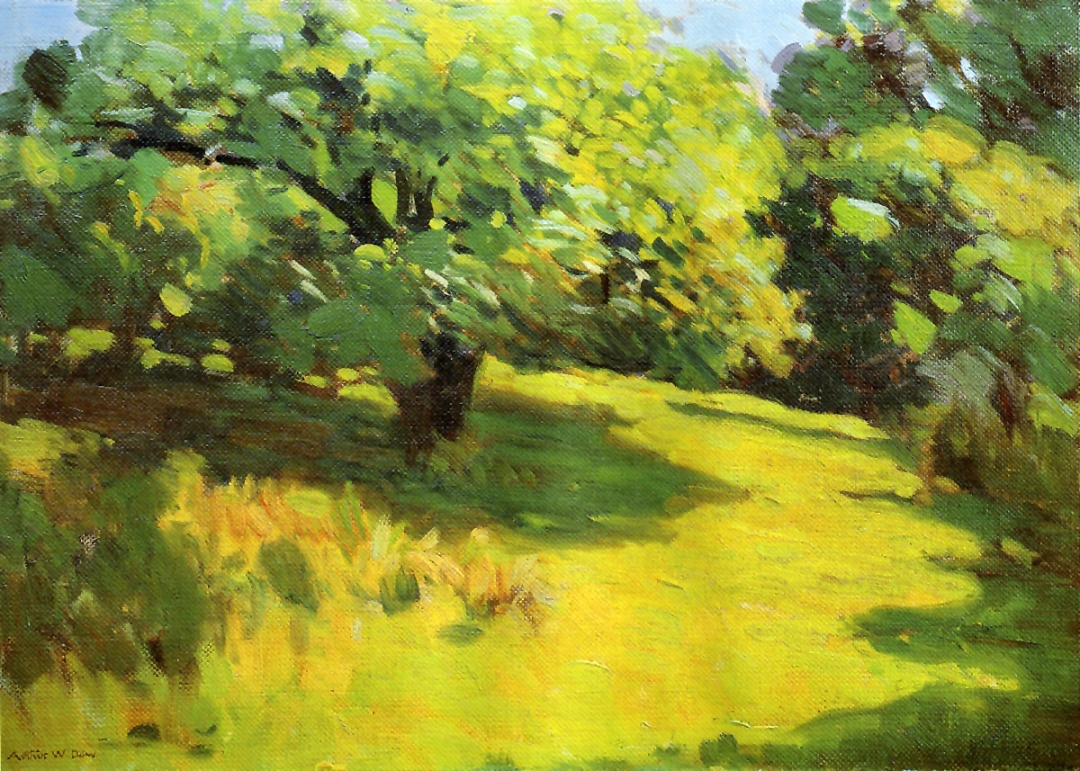 June Morning by Arthur Wesley Dow