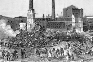 Pemberton Mill Collapse