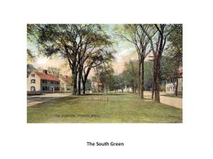 the South Green