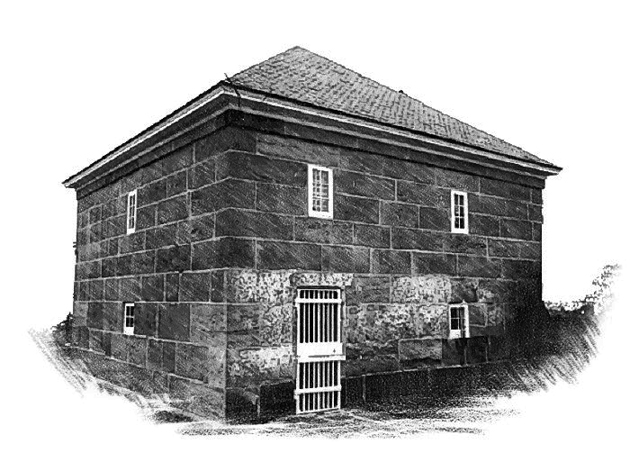"The ""Dungeons of Ipswich"" during the War of 1812"