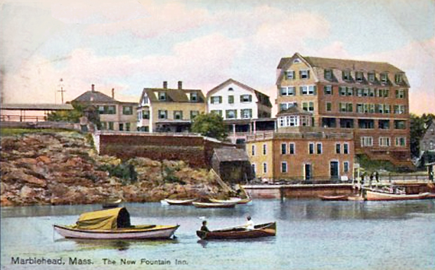Marblehead's Fountain Tavern