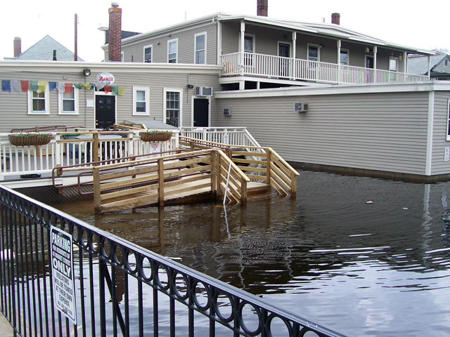 Mothers Day Flood, May 14-16, 2006 – Stories From Ipswich