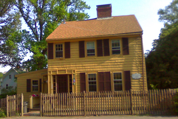 Luther Wait House, East Street Ipswich MA