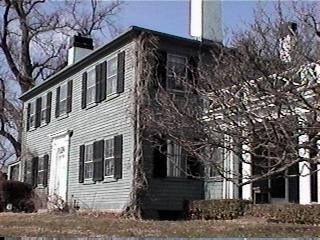 John Patch house, Argilla Road, Ipswich MA