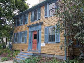 Brown - Manning House, Ipswich MA