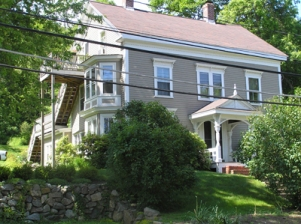Roberts House, 44 East Street Ipswich MA
