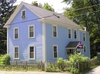 Foster-Russell House, 4 East street, Ipswich MA