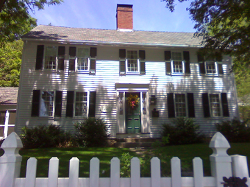 Nathaniel Lord House, 73 High Street, Ipswich MA