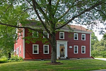 Timothy Morse house, Linebrook Rd., Ipswich MA