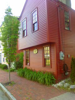 The Old Post Office, North Main Street, Ipswich MA