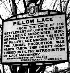 The pillow lace site, Ipswich MA