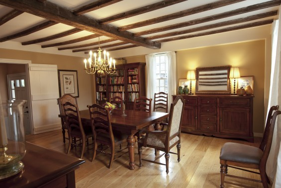 Remodeled Sutton House, Water St., Ipswich MA