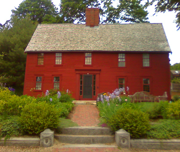 The Preston-Foster house on Water St., Ipswich MA