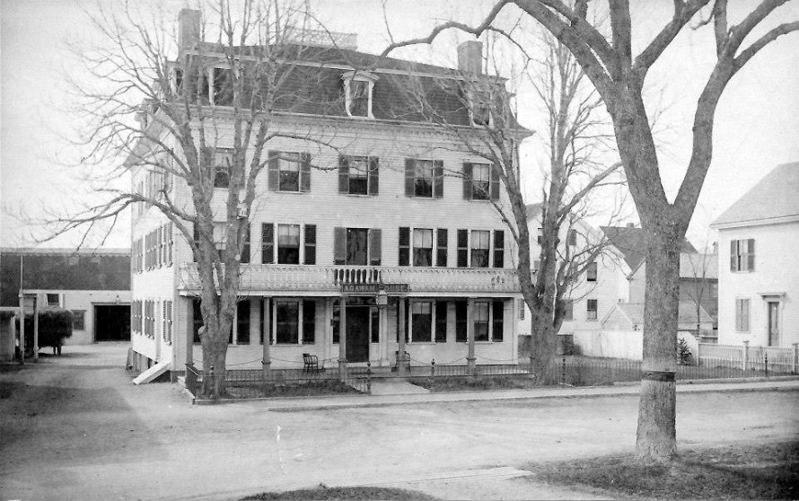 The Agawam Hotel, Ipswich MA