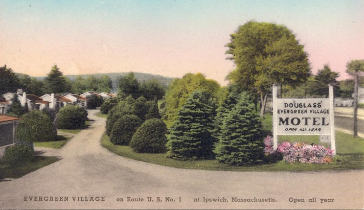 Evergreen Cottages, Rt. 1