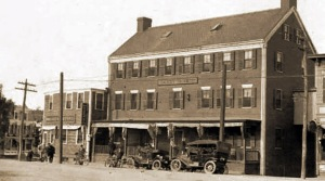 Hayes Hotel, Depot Square, Ipswich MA