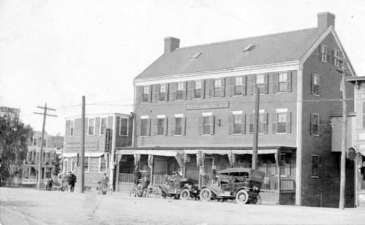 The Hayes Hotel on Depot Square